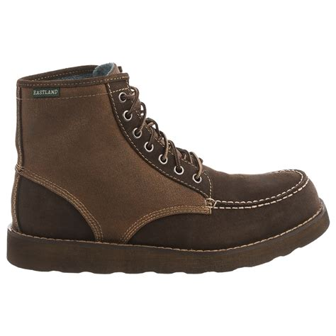 eastland boots for eastland lumber up moc toe boots for save 80