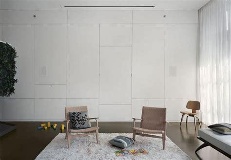 Bien Table Rabattable Murale #3: Table-murale-rabattable-d%C3%A9sencombrer-salon-contemporain.jpg