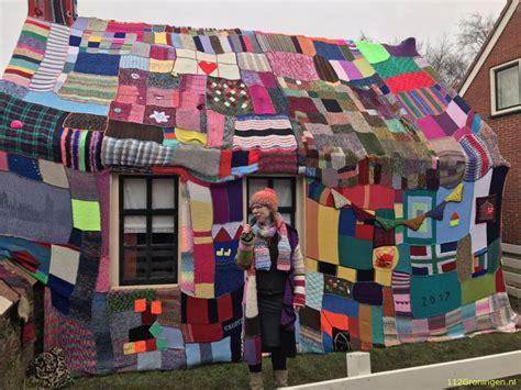huis van groningen 112groningen kleinste huis van groningen krijgt warme deken
