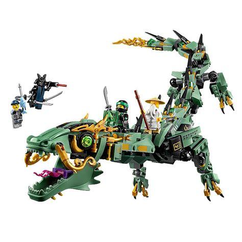the lego ninjago lego ninjago green mech