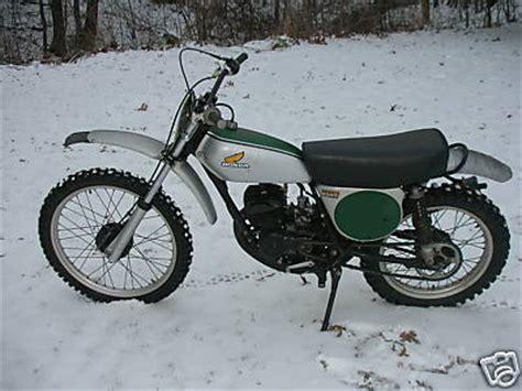 honda cr125 elsinore gallery classic motorbikes