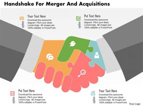 Merger And Acquisition Mba Ppt by Merger And Acquisition Powerpoint Template Funkyme Info