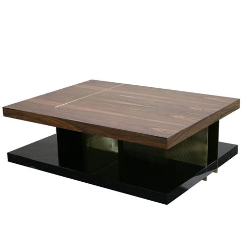 modern and contemporary design tables european modern timber lacquer brass rectangular lallan