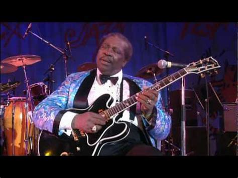 The Thrill Is by B B King The Thrill Is Live At Montreux 1993