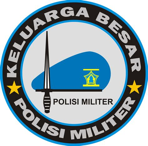Sticker Keluarga Besar Generasi Fkppi lambang stiker militer indonesia kumpulan logo indonesia