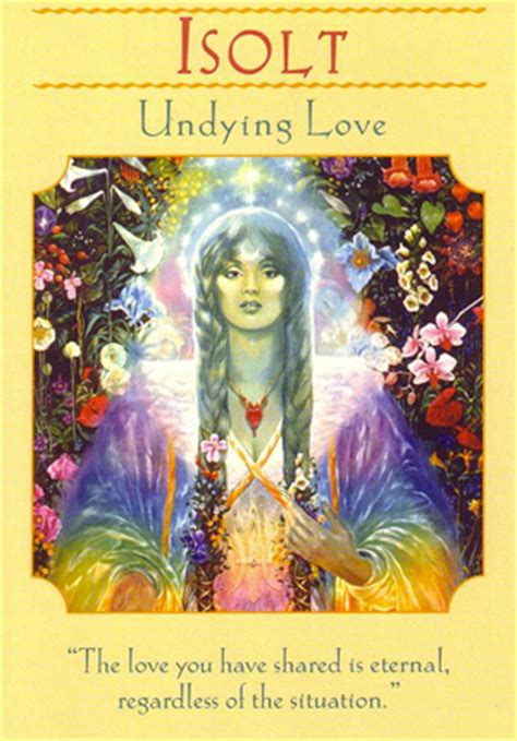 your inner goddess cards an oracle to express your feminine spirit books daily oracle card reading isolt goddess guidance oracle
