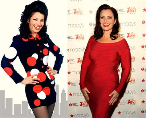 Fran Drescher Is Looking These Days by Check Out What The Cast Of The Nanny Looks Like Nearly