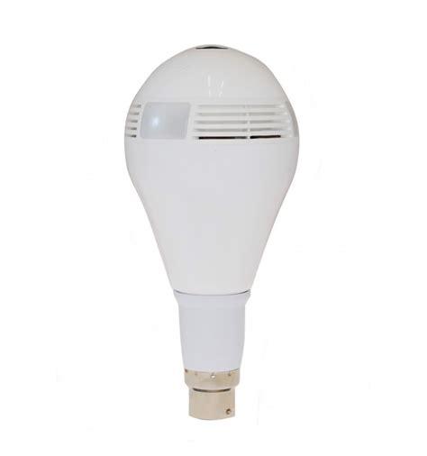 ip wifi light bulb covert cctv wi fi ip
