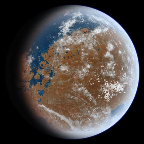 the billion year song of the martian volume 1 books water on mars