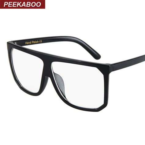 Square Glasses newest cheap black big square glasses frames