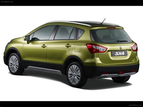 Suzuki Car 2014 Suzuki Sx4 Crossover 2014 Car Picture 13 Of 132