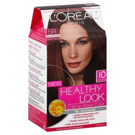 no ammonia over the counter hair color hairstyle gallery loreal healthy look creme gloss hair color no ammonia you