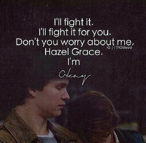 grace for gus books the fault in our hazel grace the fault in our
