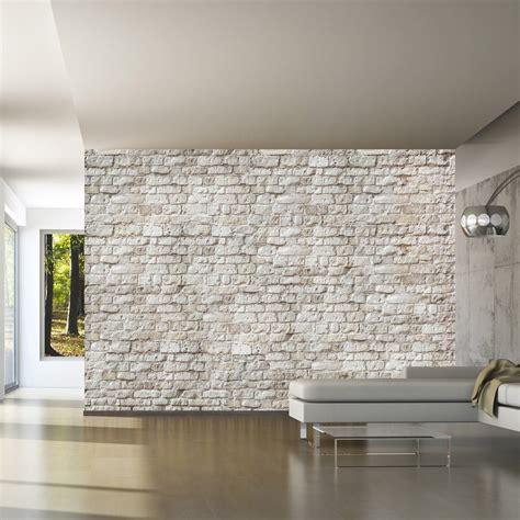 Tapisserie Intisse by Comment Choisir Papier Peint D 233 Co Murale Salon Brique