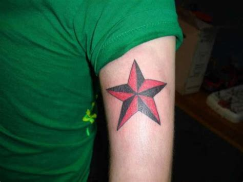 nautical star tattoo on shoulder 30 cool nautical star tattoo designs you should get