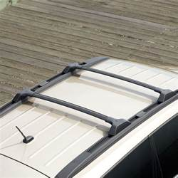 traverse roof rack side and cross rail package 19244268