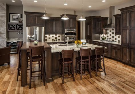 design house kitchen concepts rustic modern lake house transitional kitchen omaha