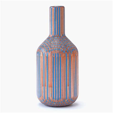 designboom vase amalgamated pencils form vases by studio markunpoika