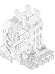 Bathtub Cutaway by Characteristics Of The Georgian Town House Austen S