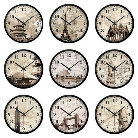 zone desk clock clocks timezone clock screen clock clock