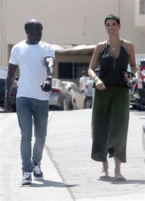 Ni Le Murphy Spotted Out For Lu H With Bu Thiam Sandra