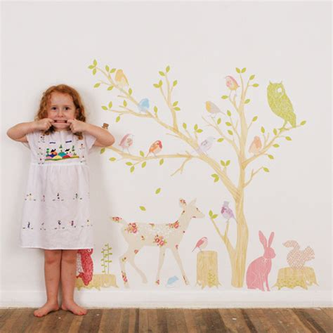 child wall stickers 15 beautiful wall decals for children