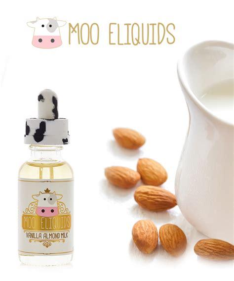 Terlaris Milk Flavour 30ml vanilla almond milk e liquid uk 30ml moo vanilla almond e juice