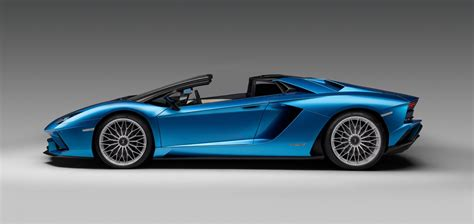lamborghini the 2018 lamborghini aventador s roadster arrives with 460k