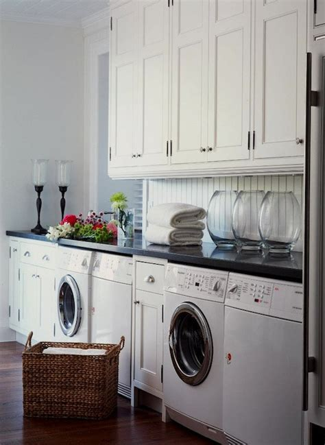 white laundry room cabinets contemporary laundry room