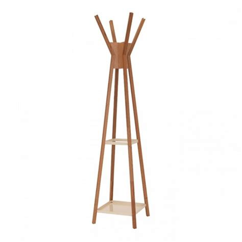 coat stand tree modern coat stand solid oak funique co uk