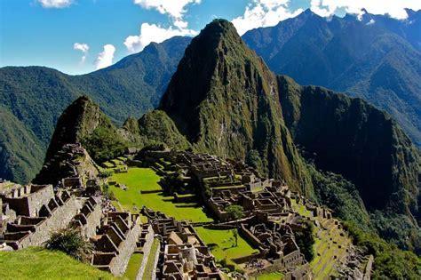 imagenes de paisajes incas 10 secretos de machu picchu