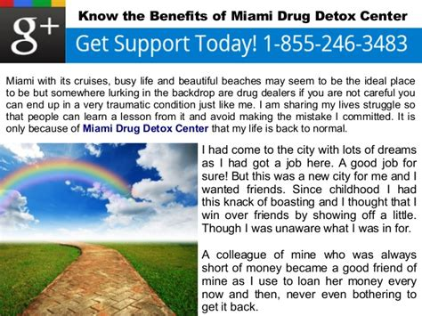Detox Miami by The Benefits Of Miami Detox Center