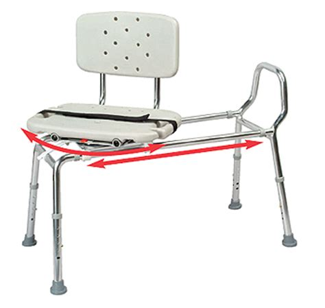 snap n save sliding transfer bench bath safety equipment eagle snap n save sliding transfer
