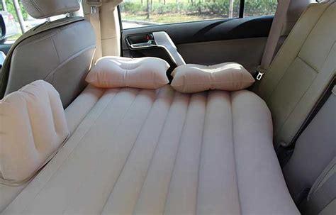 materasso gonfiabile per auto il materasso gonfiabile per auto che trasforma la tua