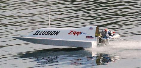 rc gas boat turn fins oz rc boat supplies illusion