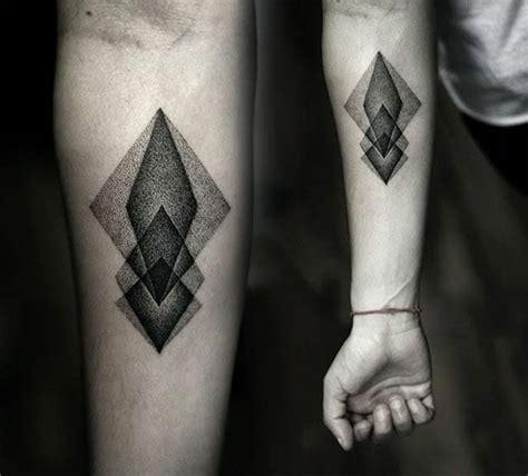 black diamond tattoo va tatouages g 233 om 233 triques belle id 233 e ou tendance qui va s
