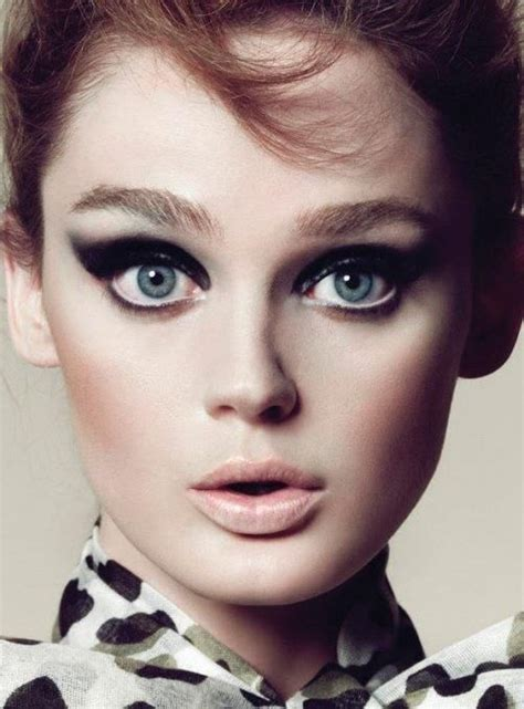 60 S Hair And Makeup Look   Mugeek Vidalondon