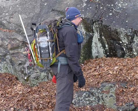 backpack gear loops granite gear leopard ac 58 backpack review section