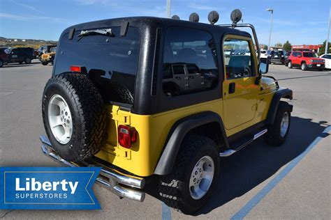 yellow jeep on yellow jeep wrangler for sale used cars on buysellsearch