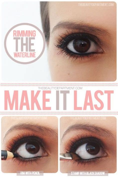 smudge eyeliner tutorial 273 best images about eye makeup ideas on pinterest more