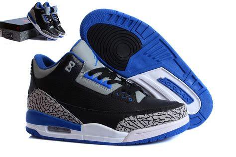 cheap retro basketball shoes cheap air 3 retro sport blue mens air jordans
