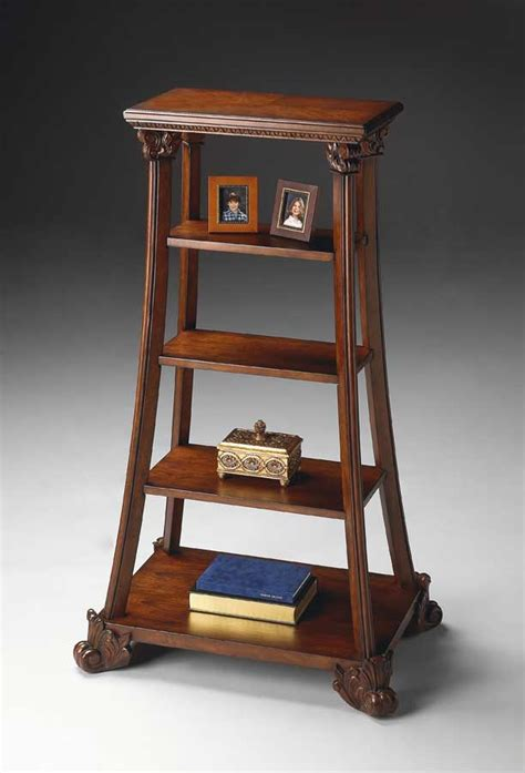 Etagere Butlers by Butler 1773024 Plantation Cherry Etagere Bt 1773024 At