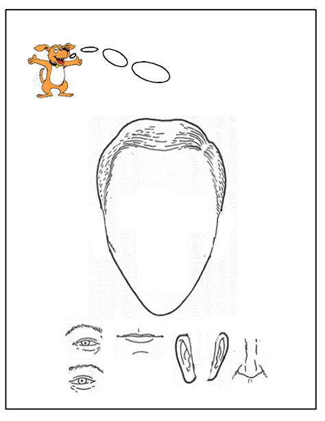 templates for pages 5 5 senses preschool printables coloring coloring pages