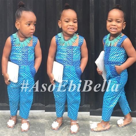 asoebi bella naija 2015 for children children fashion styles for 2015 aso ebi mother child