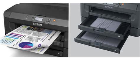 Printer Untuk Kertas A3 jual epson workforce wf 7111 printer bisnis inkjet murah untuk rumah kantor sekolah dll