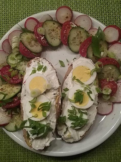 Gesundes Abendbrot Rezepte by Schnelles Aber Gesundes Abendbrot Rezept Mit Bild