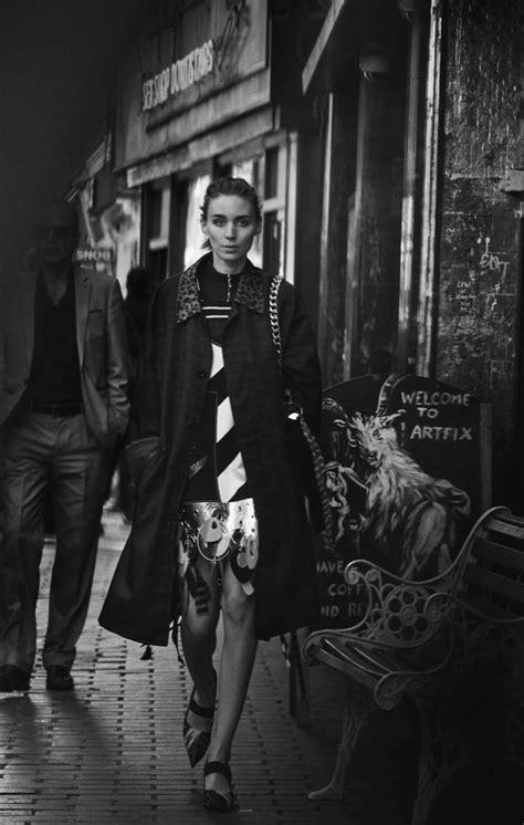 Rooney Mara - Interview Magazine
