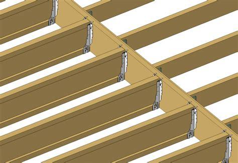 ceiling joist hangers revit add ons mwf pro floor add in for revit structure