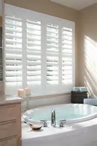 plantation shutters for bathroom bathroom wooden shutters windows pinterest