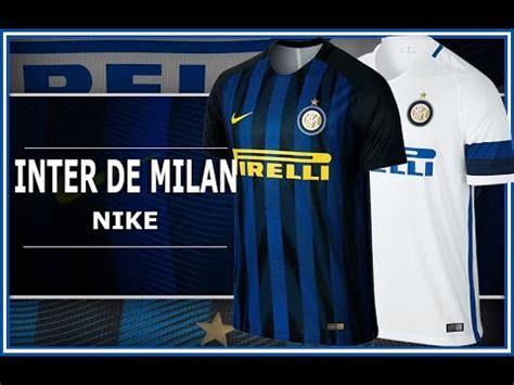 Jaket Inter Milan 16 17 camisetas inter de milan 16 17 nike kits